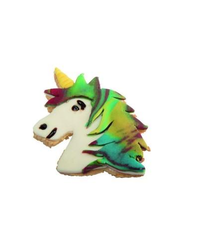 Tagliabiscotti Unicorno 8,5cm