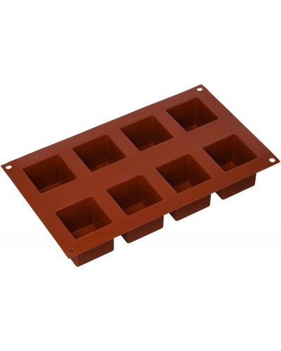 Stampo Silicone Cubo 8 Cube 5x5x5 cm Silikomart