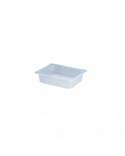 Bacinella Gastronorm 1/9 H. 10 cm Polipropilene Paderno