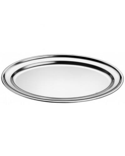 Vassoio Ovale 35 cm Inox