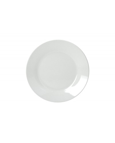 Piatto Dessert Ischia Bianco 20 cm Tognana