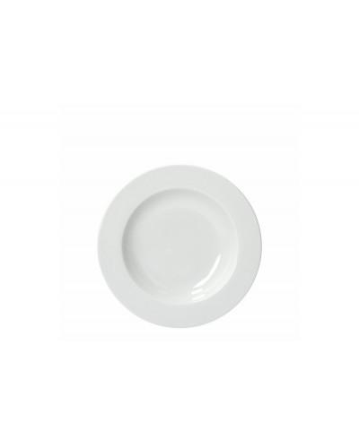 Piatto Fondo Ischia Bianco 22 cm Tognana