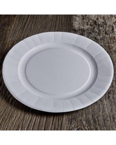 Plates Organic cardboard 29 cm 50 pcs