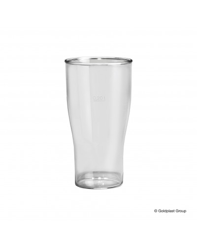 Bicchiere Birra Infrangibile 200cc