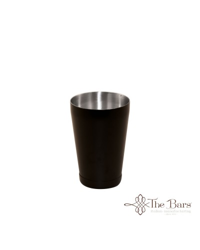 Bar Shaker Bilanciato Nero 20 oz The Bars