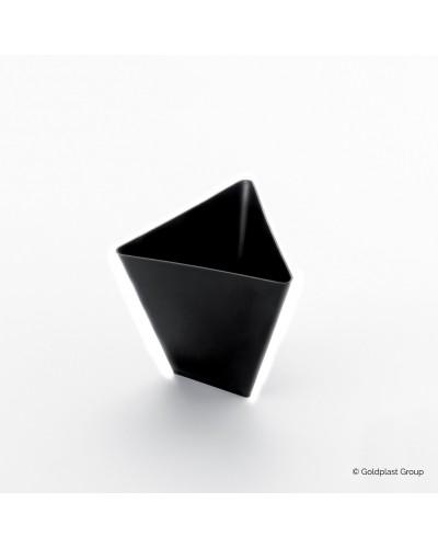 Coppetta Triangolo Nera 25 pz