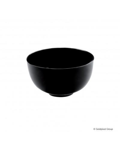 Coppetta Small Bowl Nera 150cc 12 pz per Finger Food Gold Plast
