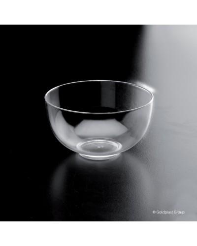 Coppetta Small Bowl Trasparente 150cc 12 pz per Finger Food Gold Plast