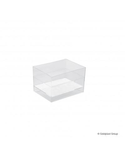 Coppetta Para Trasparente 60cc 15pz per Finger Food Gold Plast