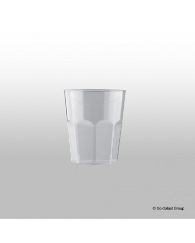Bicchierini Shot Trasparenti 50cc 50 pz Gold Plast