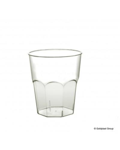 Bicchieri Ottagonali 270cc 20 pz