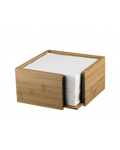 Portatovaglioli Bamboo Maxi per Ristorante Leone