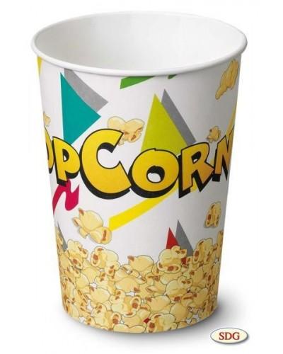 Bicchiere Popcorn 1050ml 50 pz SDG