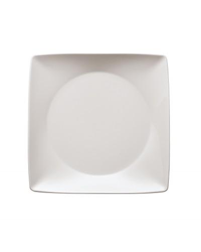 Piatto Fondo Omnia Quadrato 23 cm