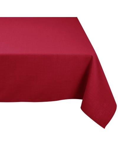 Tovaglia Poliestere Bordeaux 150x150 cm