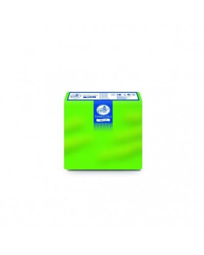 Tovaglioli Tissue Verde 38x38 cm 40 pz Carind