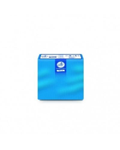 Tovaglioli Tissue Blu 38x38 cm 40 pz Carind