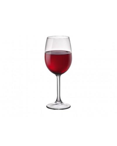 Set 6 Calici Vino New Sara da 25,5 cl in Vetro Bormioli Rocco