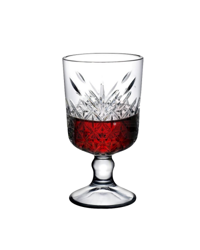 Set 4 pz Calici Multiuso Cocktail Vino Drinks Timeless 32 cl Pasabahce