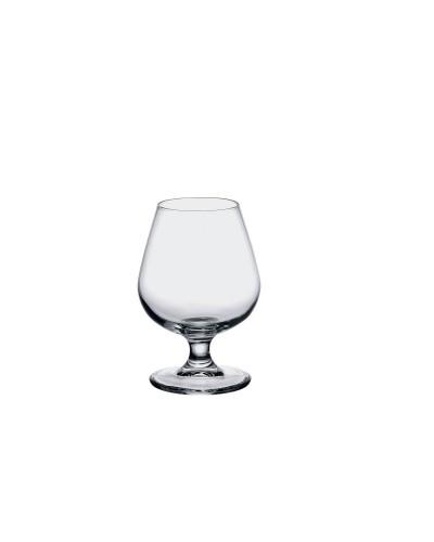 Set 12 Calici Cognac Globo da 25 cl in Vetro Bormioli Rocco