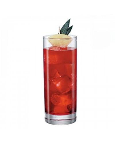 Set 3 Bicchieri Long Drink Cooler Cortina da 40 cl in Vetro Bormioli Rocco