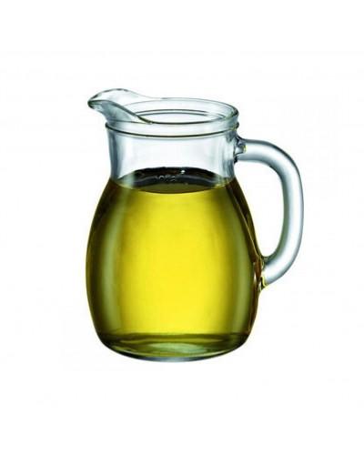 Caraffa Bistrot da 0,25 lt in Vetro Bormioli Rocco per Acqua e Vino