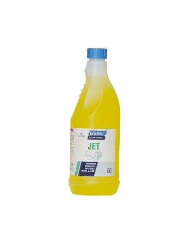 Detergente Sgrassatore Jet 750 ml per tutte le Superfici Klinfor