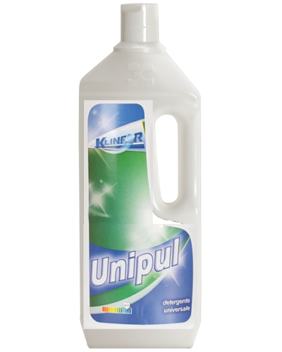 Detergente Sgrassatore Unipul 1 lt per Piani Cottura e Cappe Klinfor