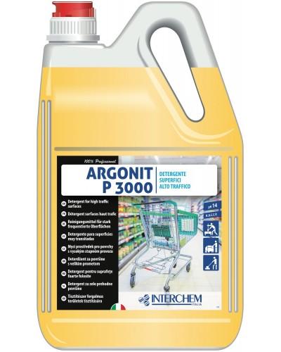 Detergente Sgrassatore Concentrato Argonit P 3000 6 kg Interchem