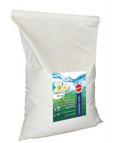 Detergente Lavatrice in Polvere Laundry Fort da 20 kg Klinfor