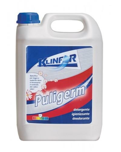 Detergente Igienizzante Deodorante Puligerm da 5 kg Klinfor