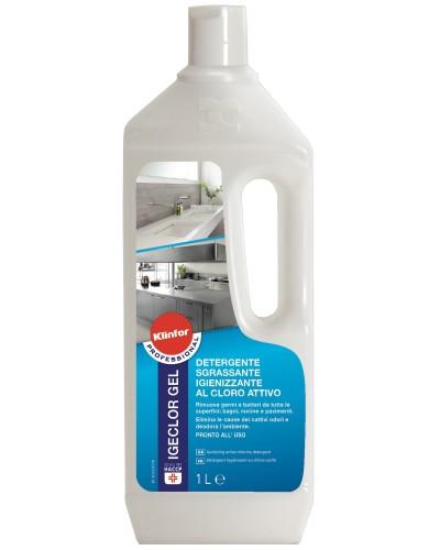 Igienizzante Igeclor 1 lt