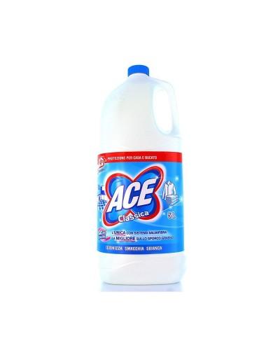 Ace Candeggina Classica 5 lt Igienizzante e Sbiancante