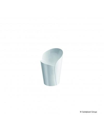 Bicchierino Blossom Bianco 90cc 15 pz