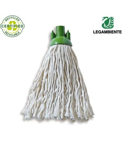 Ricambio Mop Eco in Materiali Ecologi Riciclati Arix