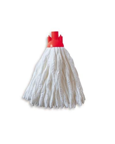 Ricambio Mop Hygiene Tnt con Bocca Rossa Haccp Arix