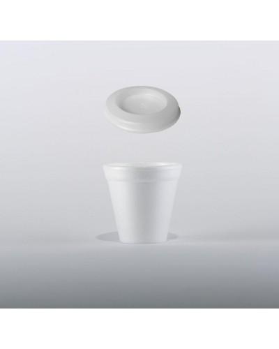 Bicchiere Termico per Espressino 130cc 25pz in Polistirolo Erremme