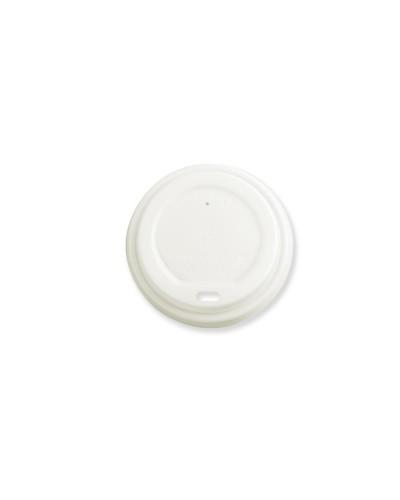 Coperchi CPLA per Bicchiere Caffè Biocompostabile 120ml 50 pz Brenta