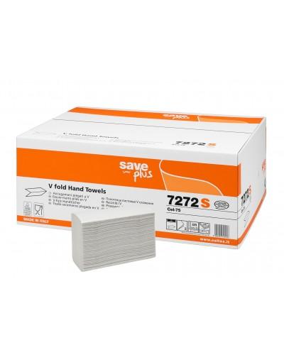 Asciugamani Carta Piegati a V Save 15x200 pz per Dispenser Celtex