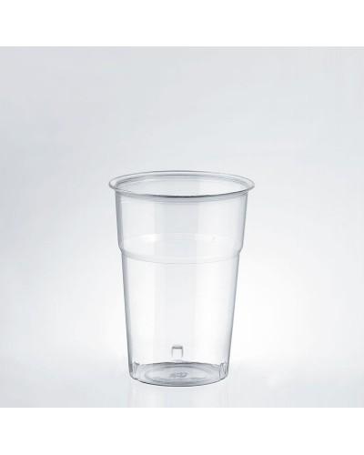 Bicchiere Bevande Kristal Trasparente 120 cc al Bordo 50 pz Isap