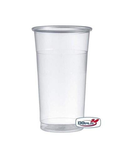 Bicchiere Cocktail Tumbler Flexi PP Trasparente 355 cc 50 pz Dopla