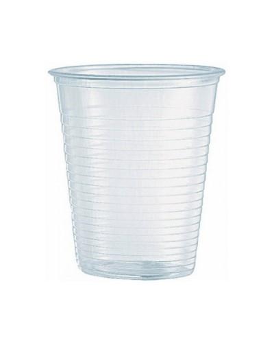 Bicchiere Style Trasparente in Pet da 200 cc 50 pz Elios