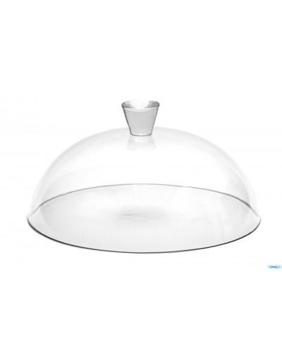 Campana Patisserie in Vetro da 30,5 cm per Buffet Pasabache