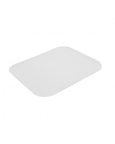 Coperchi per Vaschetta Alluminio 3 Porzioni 100 pz Icont