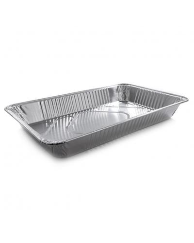 Vaschetta Alluminio per Alimenti 16 Porzioni G Alta Contital