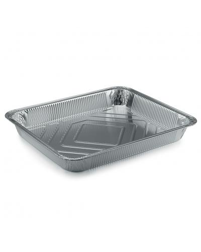 Vaschette Alluminio per Alimenti 12 Porzioni G 40 pz Contital