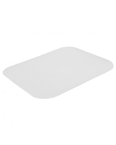 Coperchi in Cartoncino Per Vaschetta Alluminio 6 Porzioni 50 pz