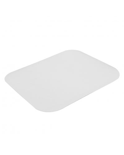 Coperchi in Cartoncino Per Vaschetta Alluminio 3 Porzioni 100 pz