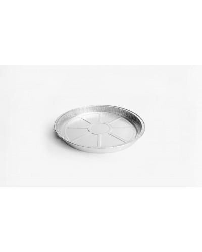 Stampo Alluminio Tondo per Crostata e Torta 23 cm 155 pz Icont