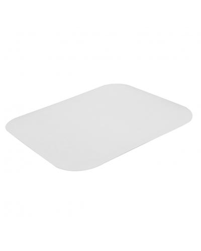 Coperchi per Vaschetta Alluminio 3 Porzioni 100 pz CR62L Icont
